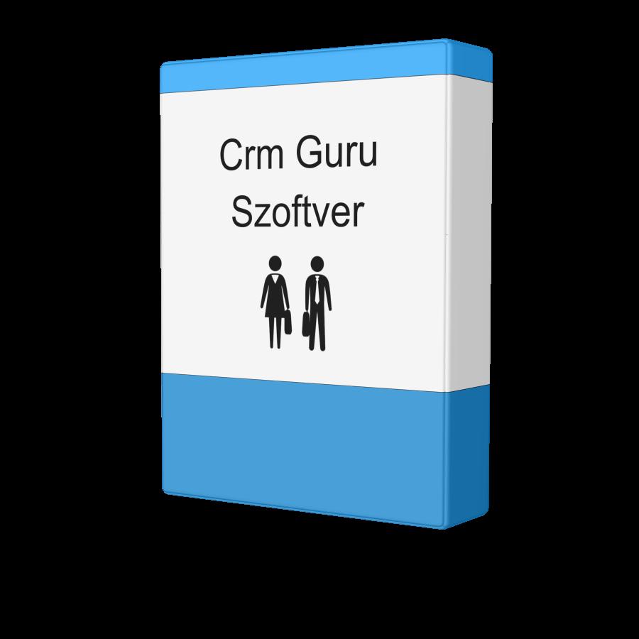 Crm (Ügyfélnyilvántartó) program